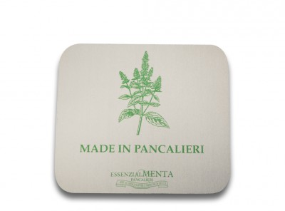 """Tappetino mouse """"Made in Pancalieri"""""""