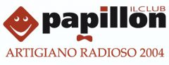 """Premio """"Artigiano Radioso"""" - Piemonte  (club """"Papillon"""" di Paolo Massobrio, con M.Gatti ed E. Raspelli - 2004)"""